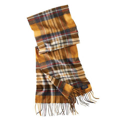 Whisperwool Muffler  Kent Plaid