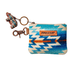 ID Pouch with Key Chain <br> Pagosa Springs