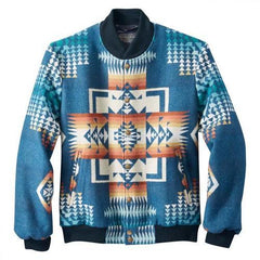 Chief Joseph Gorge Jacket  Aegean