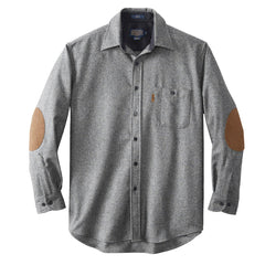 Elbow-Patch Trail ShirtGrey Mix