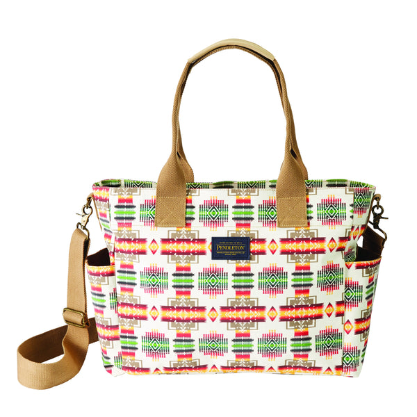 Chief Joseph Canopy Canvas Super Tote