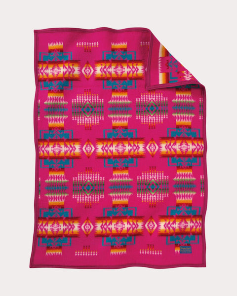 Chief Joseph Kids Blanket