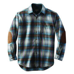 Elbow-Patch Trail Shirt Plaid