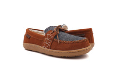 Women's Lakehouse Moc Slippers  Caramel Café