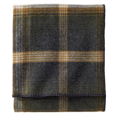Eco-Wise Blanket  Oxford Plaid