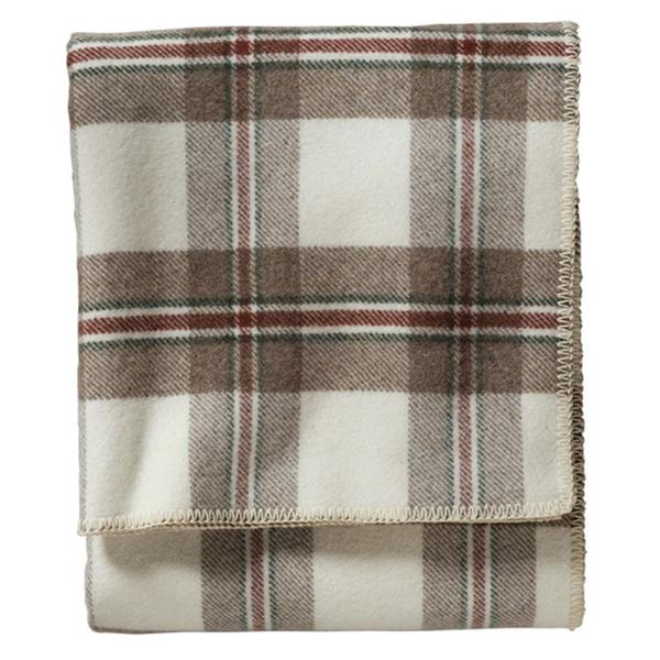 Eco-Wise Blanket <br> Multi Plaid