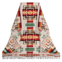 Chief Joseph Fringed Shawl