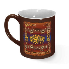 Buffalo Creation Story Coffee Mug
