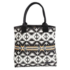 Canopy Canvas Tote  Spider Rock Ivory