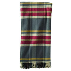 5th Avenue Throw  Breslin Plaid