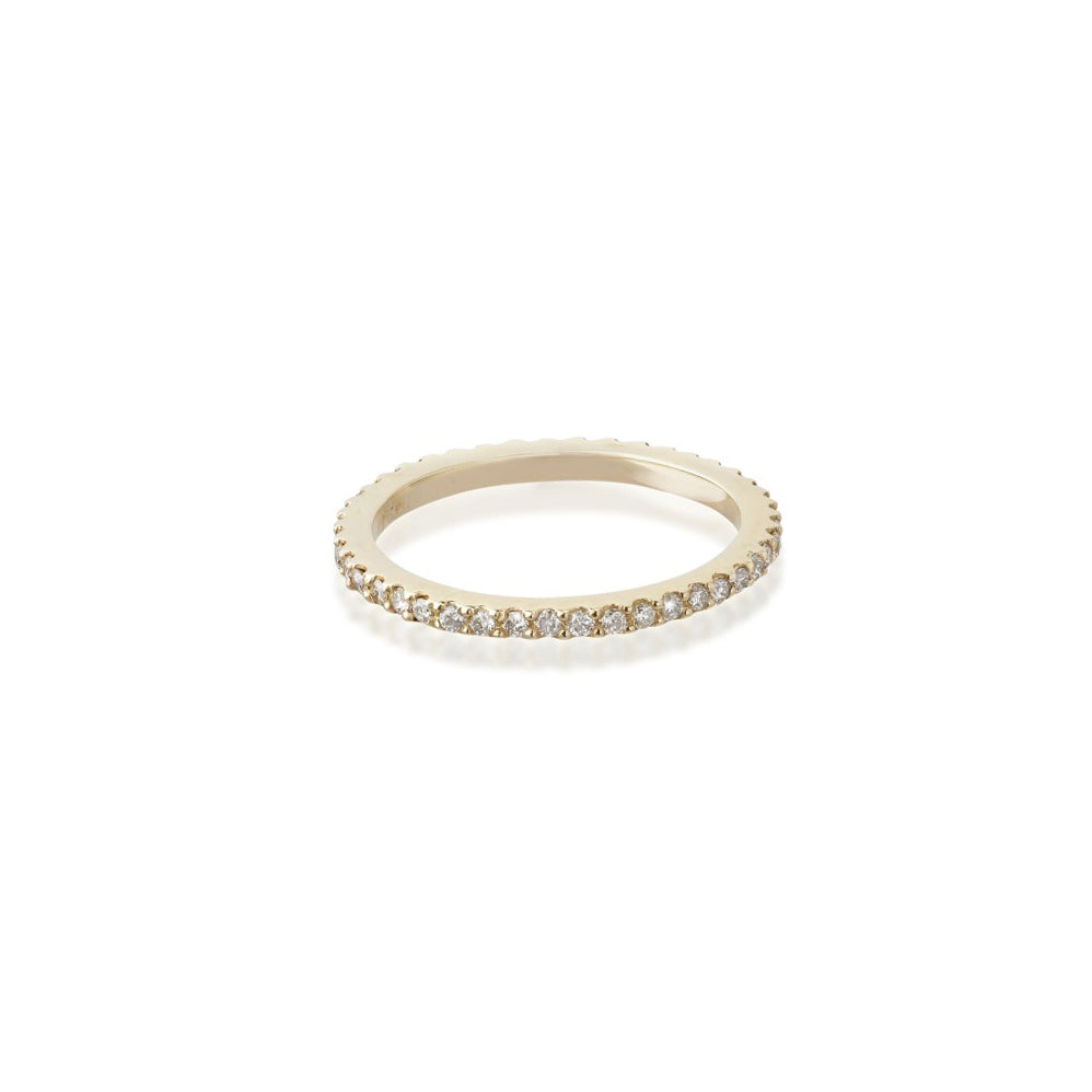 Aligned, 1-Line Ultra Light Ring