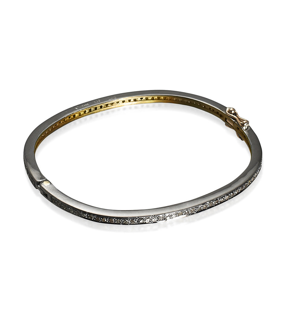 DIAMONDS, 1-Line Bangle, mixed