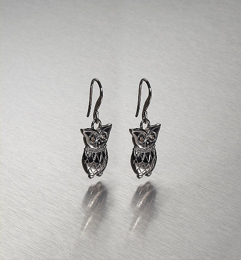WISE OWLS, Earrings