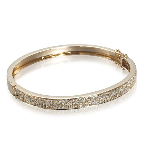 DIAMONDS, 3-Line Bangle