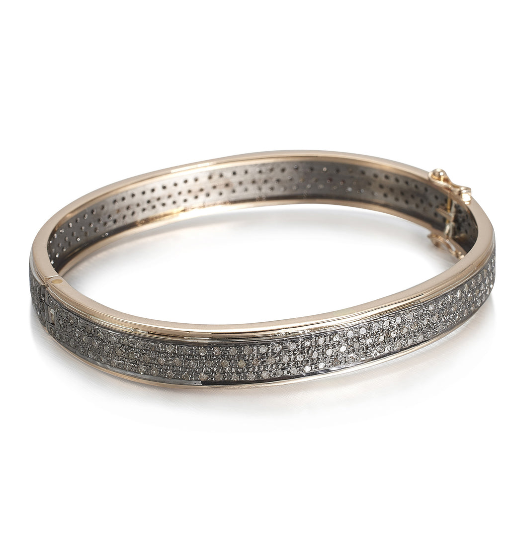 BOSTON, 3-line Bangle Size 1