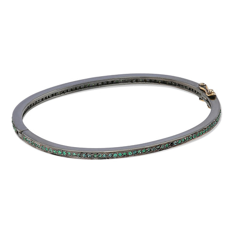 DIAMOND BANGLES, 1-Line Bangle