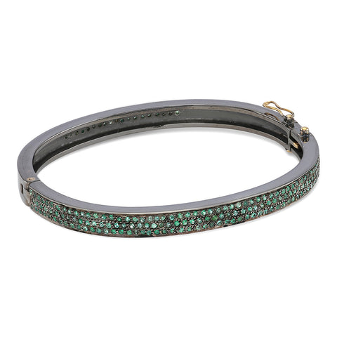 DIAMOND BANGLES, 3-Line Bangle