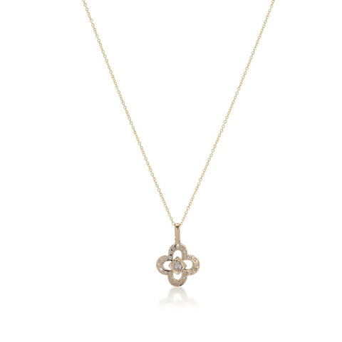 CLOVER CPH, Luckily Pendant Necklace