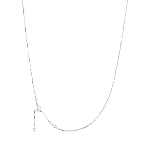 BASIC, Box Chain, Silver