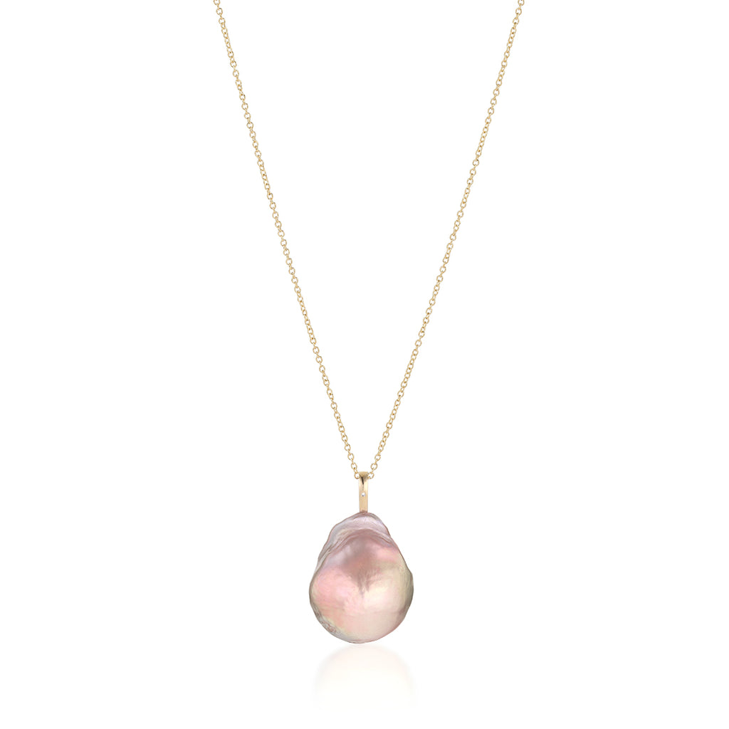 DAWN, Rise Pearl Necklace