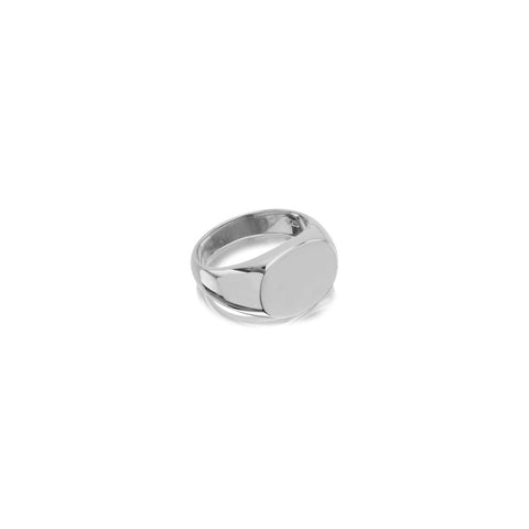 STOCKHOLM, Signature Plain Ring