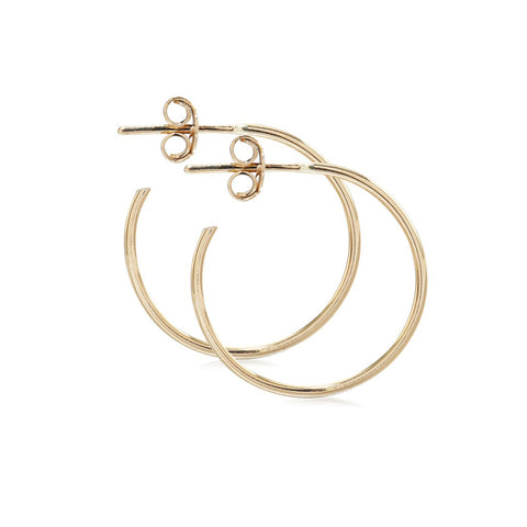 RIO, Energy Hoops 20mm, Gold