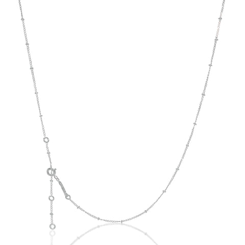 BASIC, Saturn Chain, silver