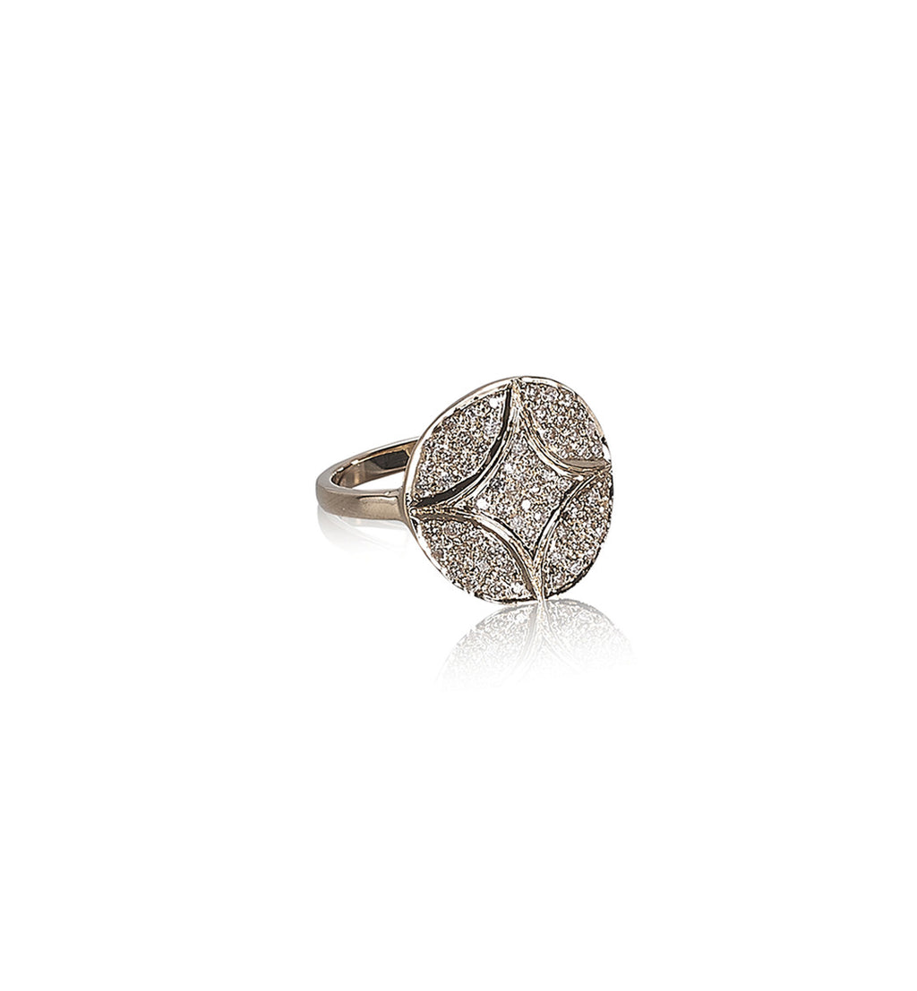 CLOVER CPH, Curved Clover Ring