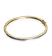 DIAMONDS, 1-Line Bangle, GP