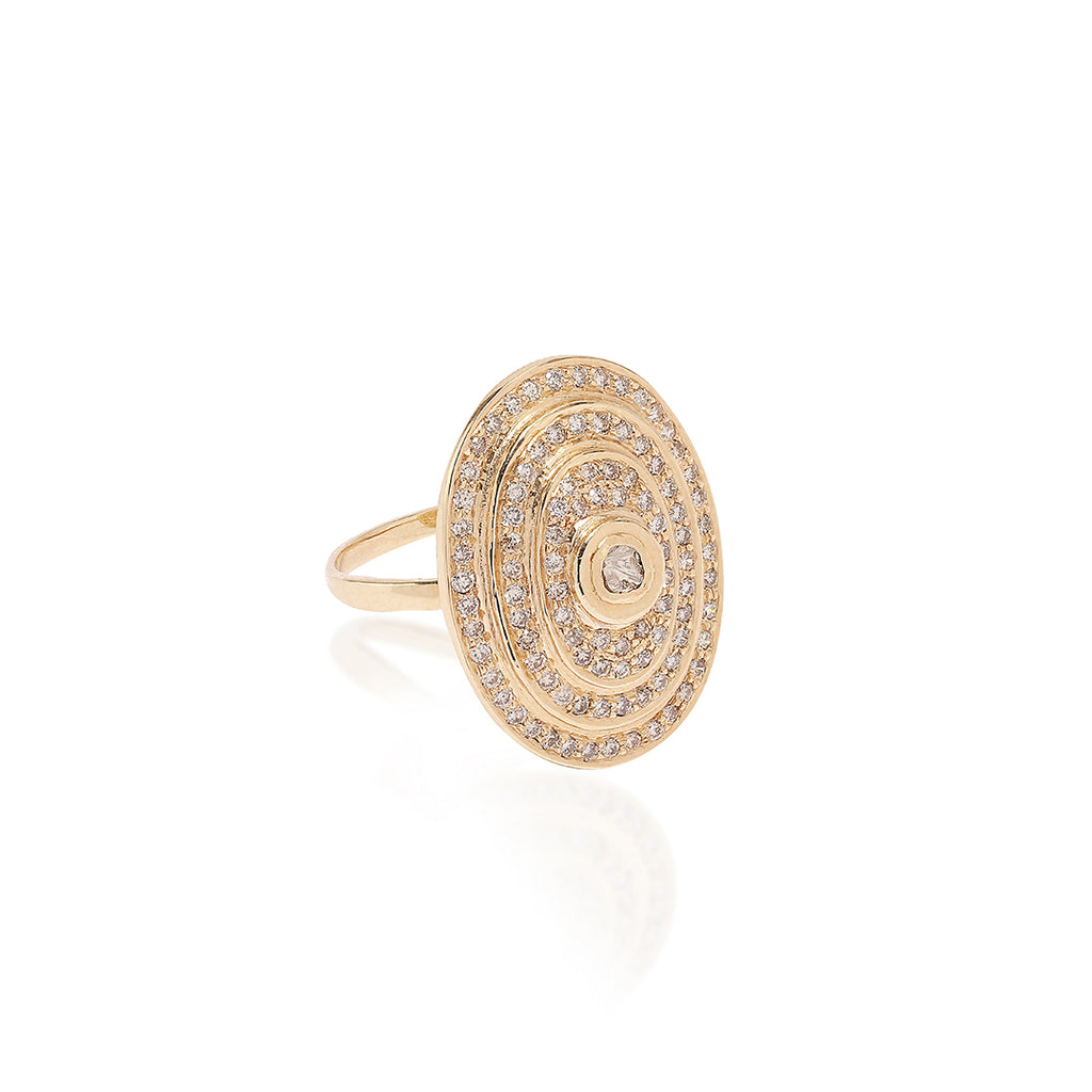 MODERN VINTAGE, Victorian Luxury Ring