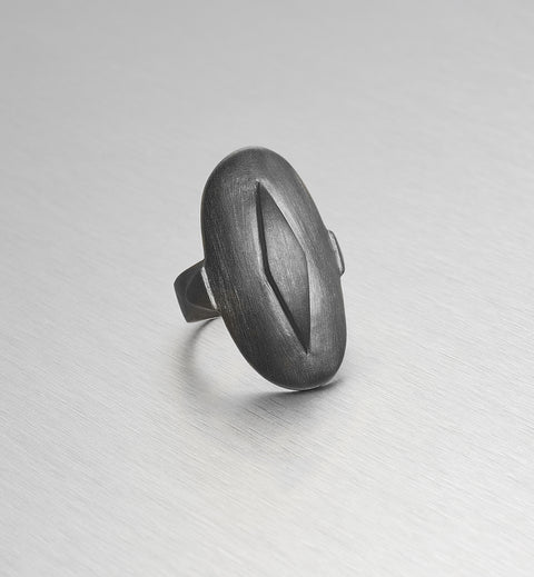 OXFORD, Large Oval Ring