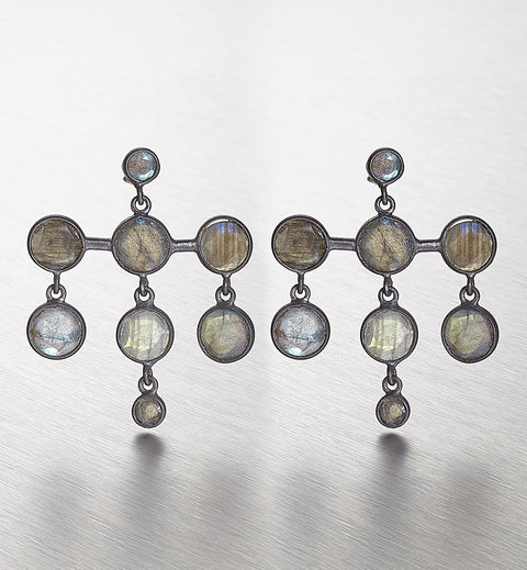 MANHATTAN, Broadway Earring