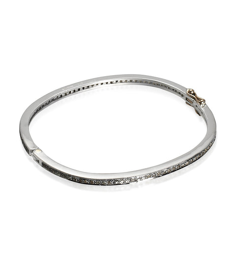 DIAMONDS, 1-Line Bangle