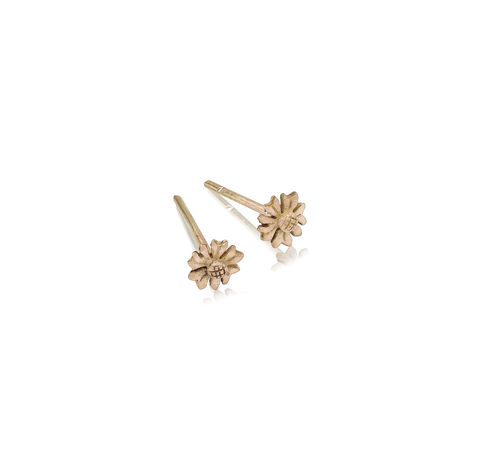 THE NILE, Cairo Small Flower Studs