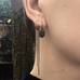 SUPER ELLIPSE, Hook Earring