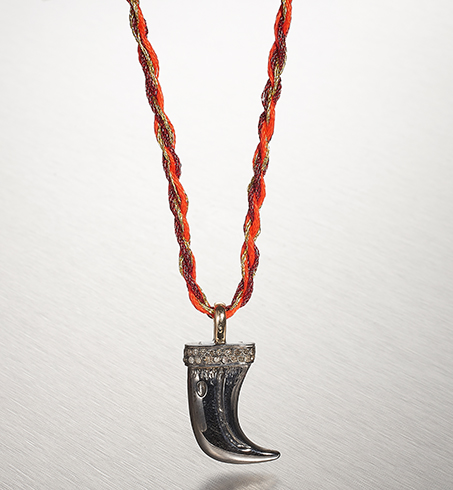 EAGLE ROCK, Large Beak Necklace
