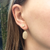 SUPER ELLIPSE, Large Hook Earring