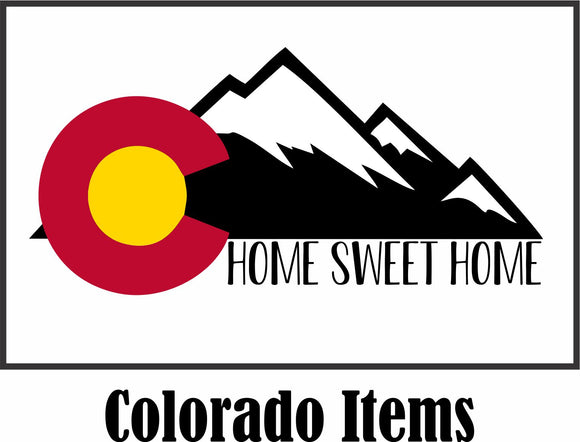 Colorado Items
