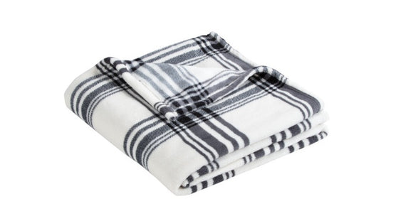 Throw Blanket - Monograms by K & K