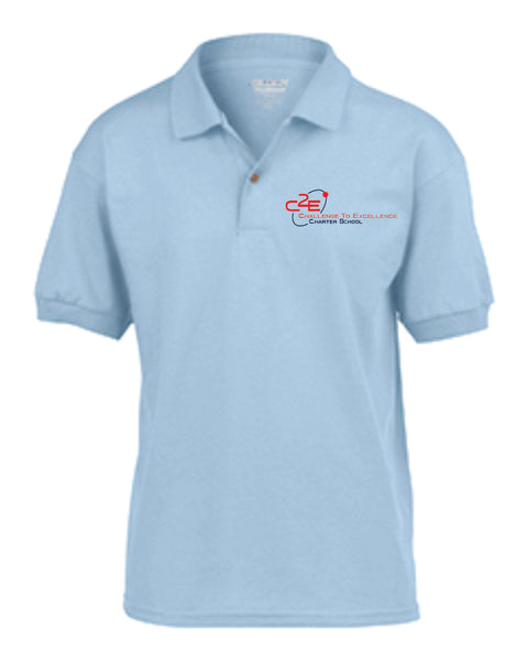 C2E Polo - Monograms by K & K