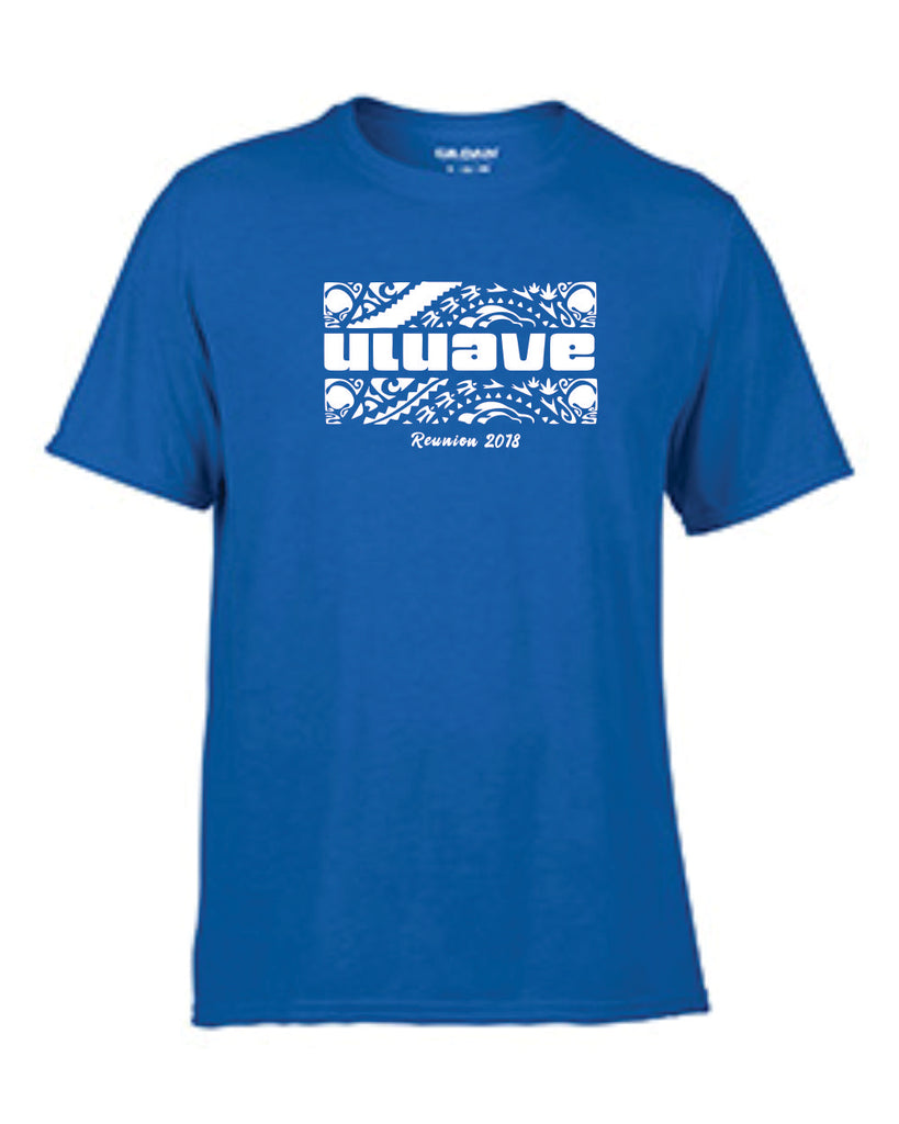 Uluave Youth Performance T-Shirt - Monograms by K & K
