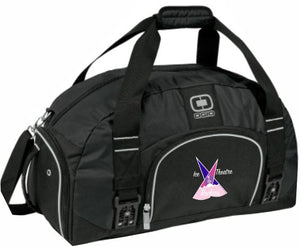 Ice Theatre of the Rockies Duffel Bag - Monograms by K & K