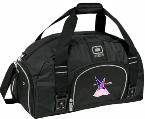 Ice Theatre of the Rockies Duffel Bag