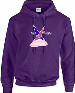 Ice Theatre of the Rockies Hoodie - Monograms by K & K