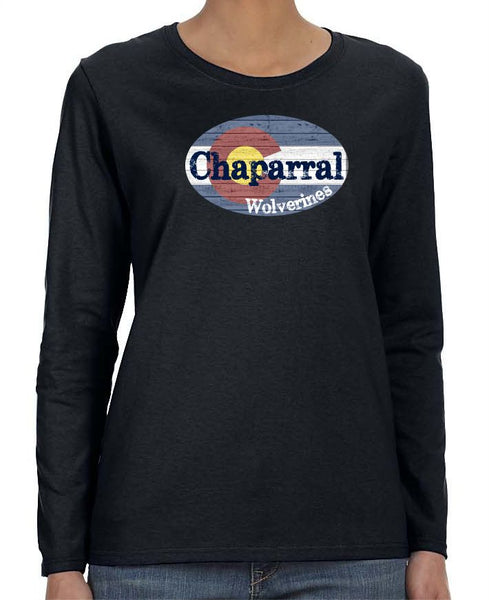 Chaparral Soccer Ladies' Long-Sleeve T-Shirt