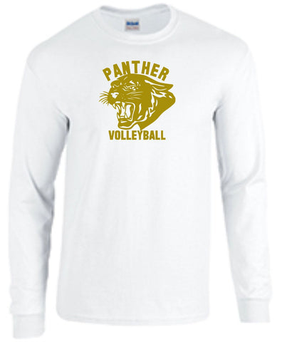Panther VB Long-Sleeve T-Shirt - Monograms by K & K