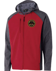 Colorado Skating Club Adult  Soft Shell Jacket - Monograms by K & K