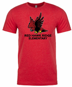 Red Hawk Ridge T-Shirt - Monograms by K & K