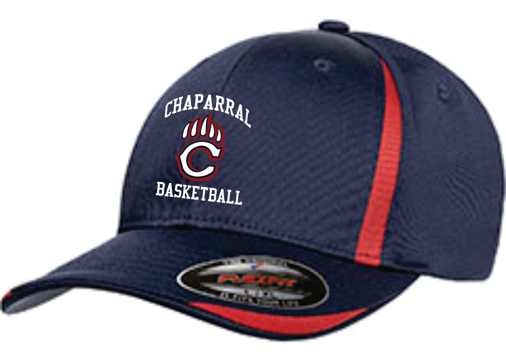 Chaparral Basketball Twill Cap - Monograms by K & K