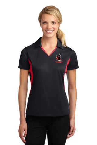 Red Hawk Ridge Polo - Monograms by K & K